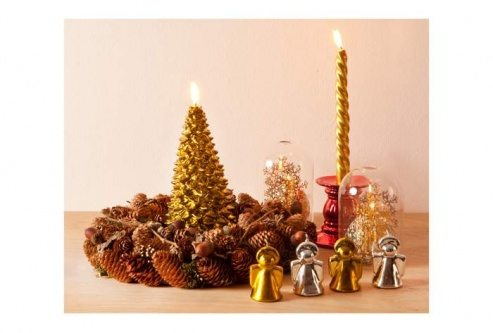 home candles decoration