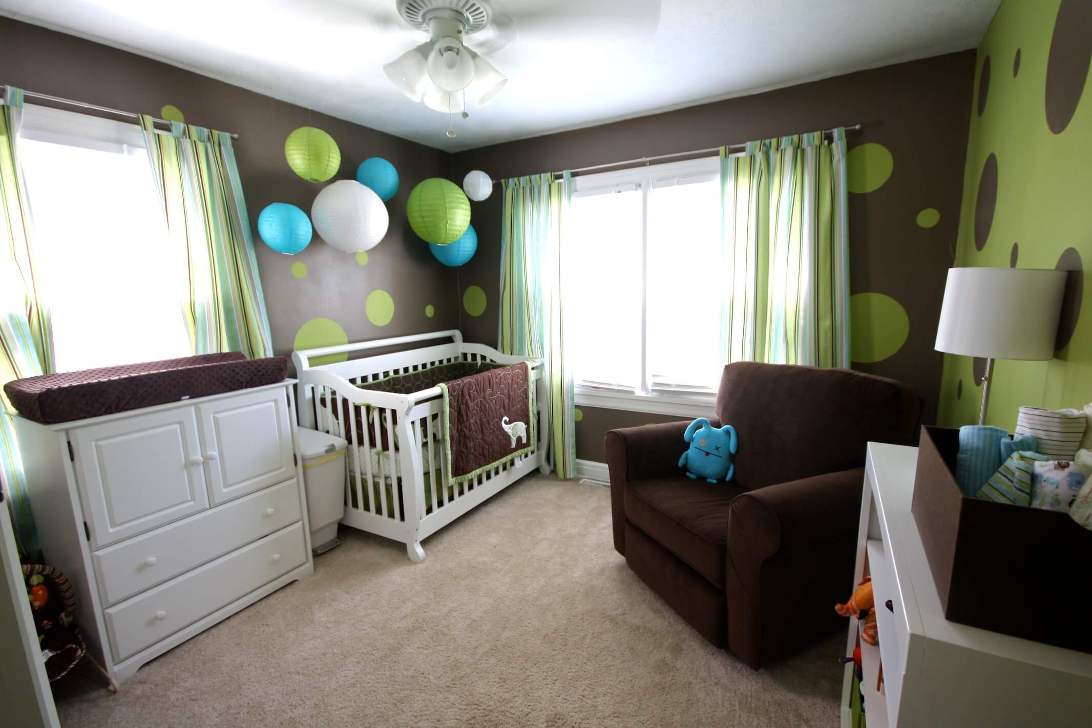 Nice Baby Boy Nursery Themes Ideas & Tips 2016