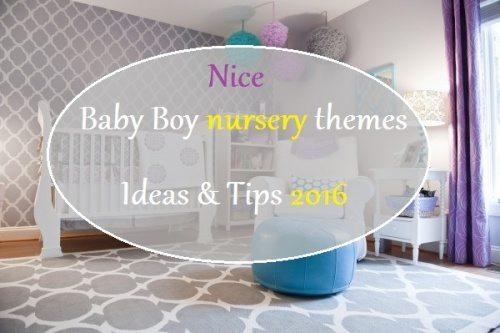 baby boys nursery decor