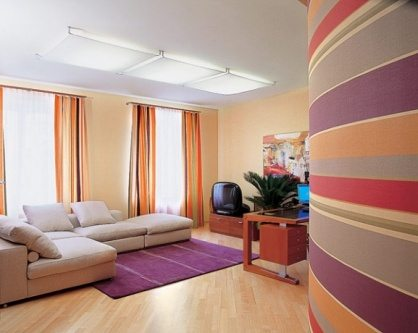 bright wall colors 2016