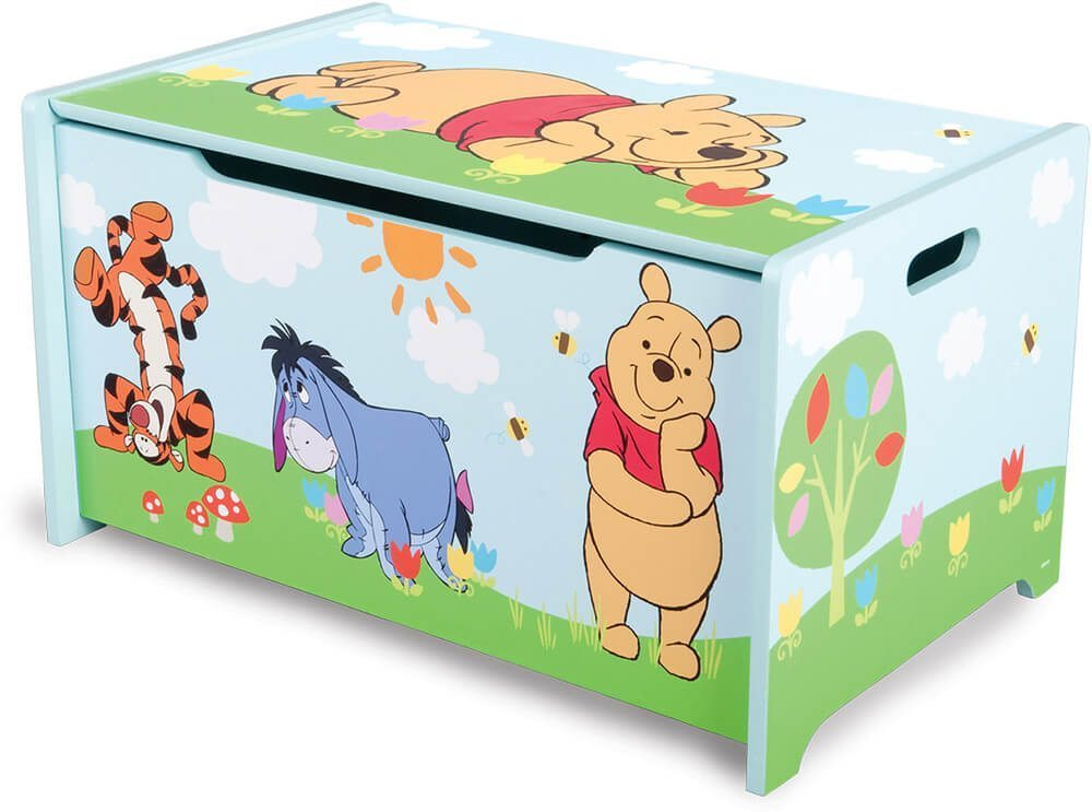 Neat Toy Box Ideas For The Children S Room Interior Design