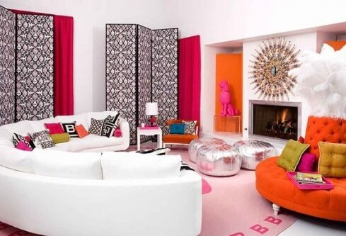 fluffy Basement for girls