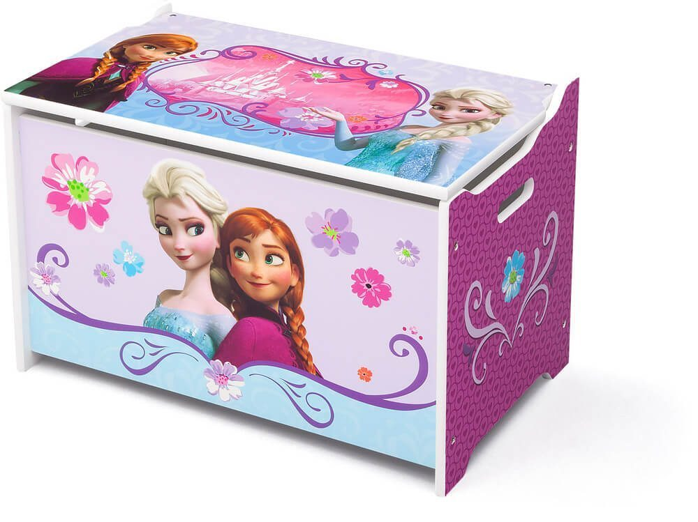 Storage Organizer Toy Box Disney Frozen Playroom Bedroom: Neat Toy Box Ideas For The Children's Room