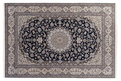 gray Persian carpet