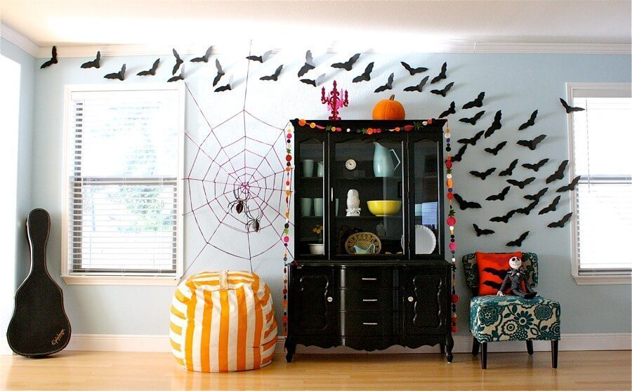 halloween decoration indoor