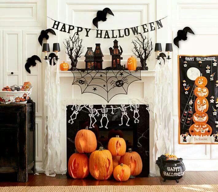 home halloween decor ideas