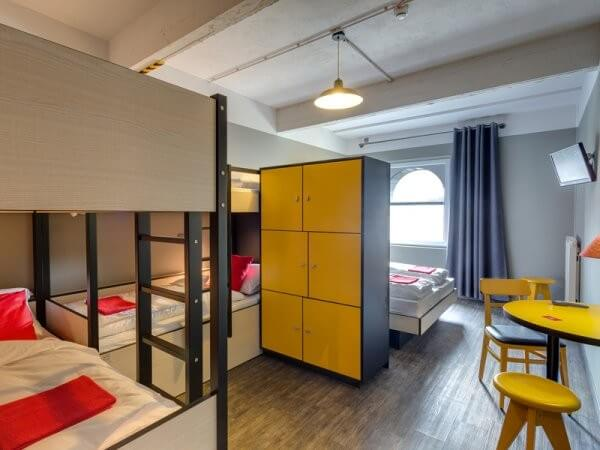 12 Chic Youth Hostel Architecture Design Ideas In Budget Decor Or Design
