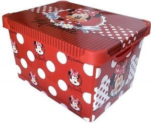 minnie mouse box
