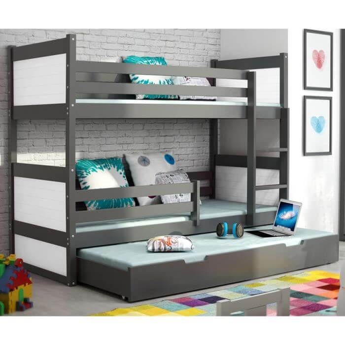 10 creative bunk beds design ideas you must see interior. Black Bedroom Furniture Sets. Home Design Ideas