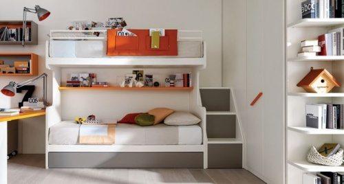 modern kids beds