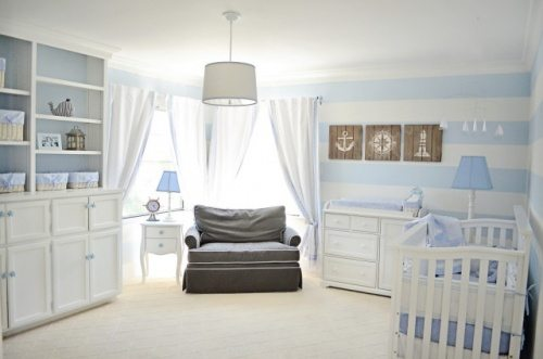 baby room themes for boy