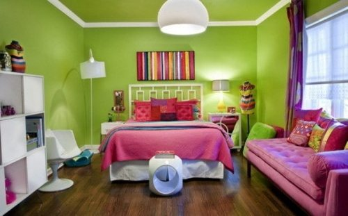 painting color trends 2017