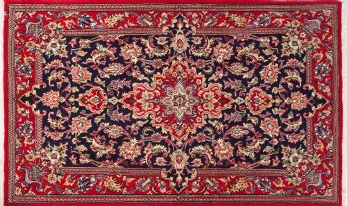 red Persian rugs