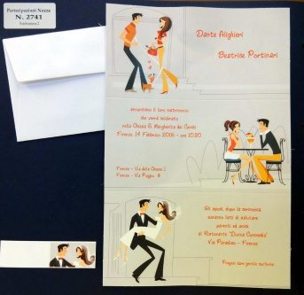 romantic wedding cards
