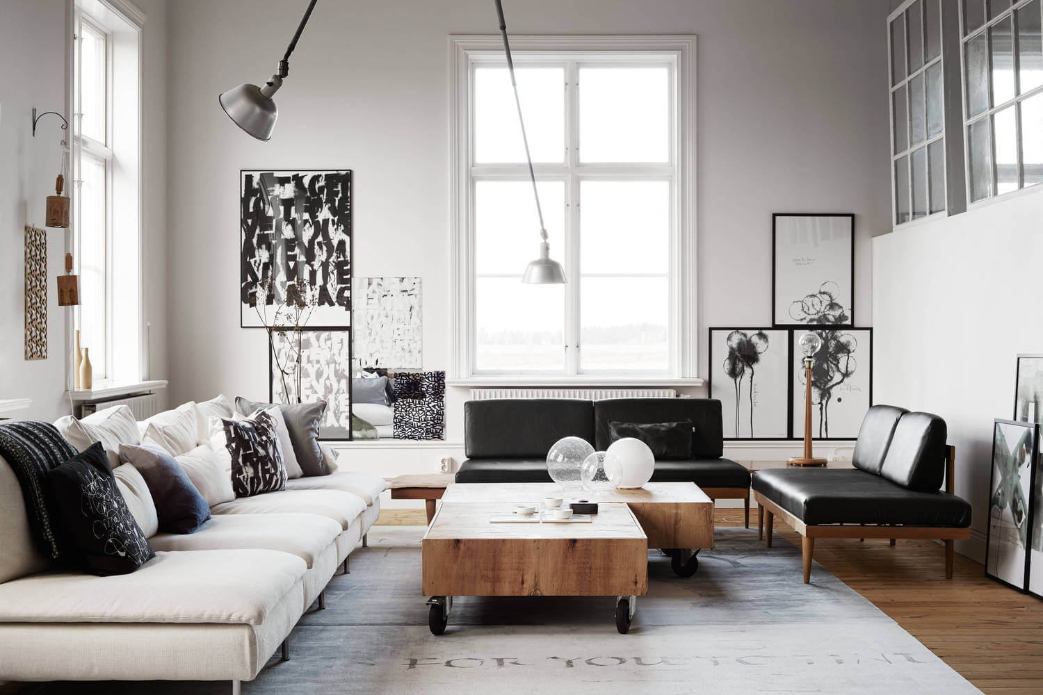 20 modern scandinavian furniture design trends 2016 for Designer living room furniture interior design