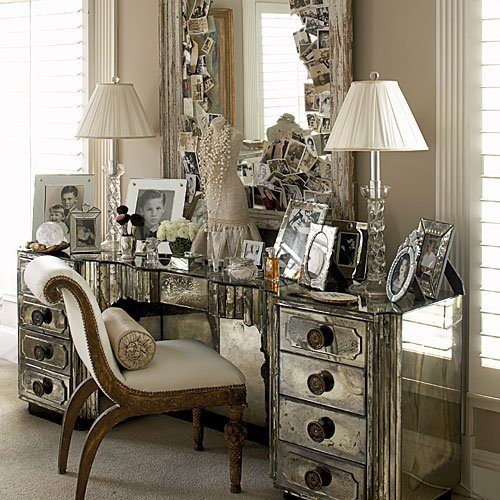 Super Cool Dressing Table Ideas Elegance Bedroom Furniture Decoration Y
