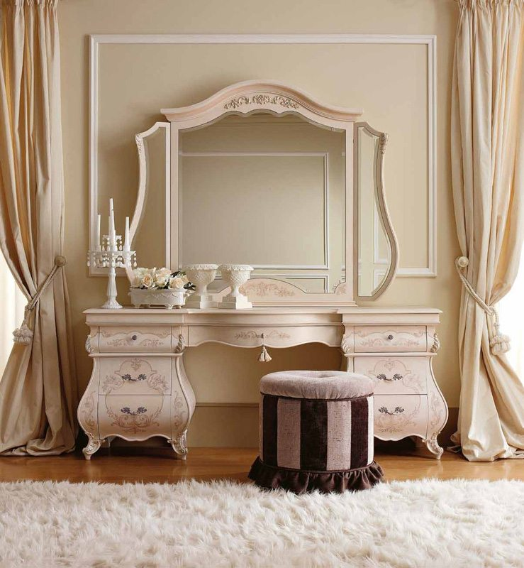 Super Cool Dressing Table Ideas Elegance Bedroom