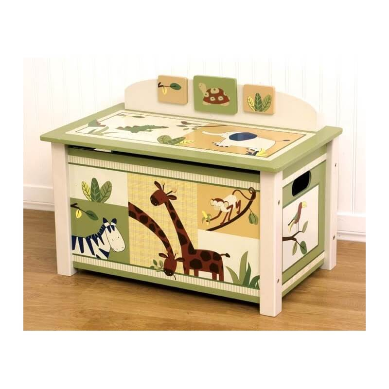 neat toy box ideas for the children 39 s room interior design. Black Bedroom Furniture Sets. Home Design Ideas