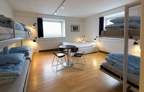 youth hostel ideas