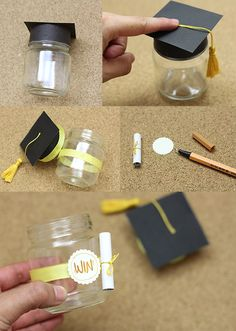 diy graduation party ideas for gifts