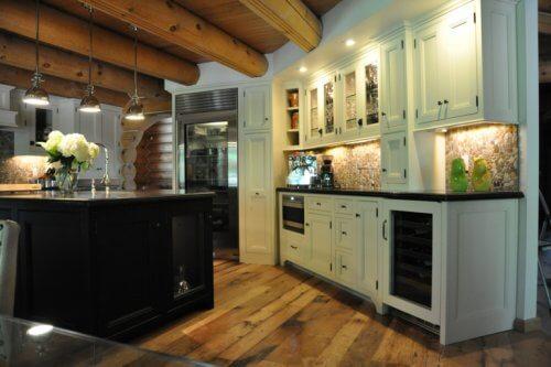 farmhouse kitchen rustic decor
