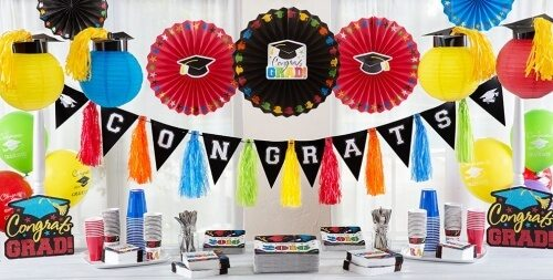 grad decorations