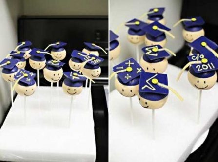 graduation cupcakes ideas