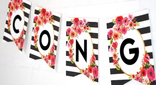 graduation decor ideas