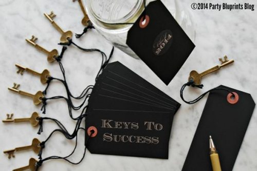 graduation party favor