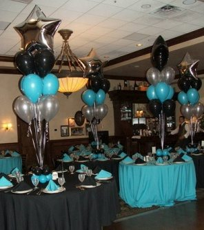 graduation table decoration ideas