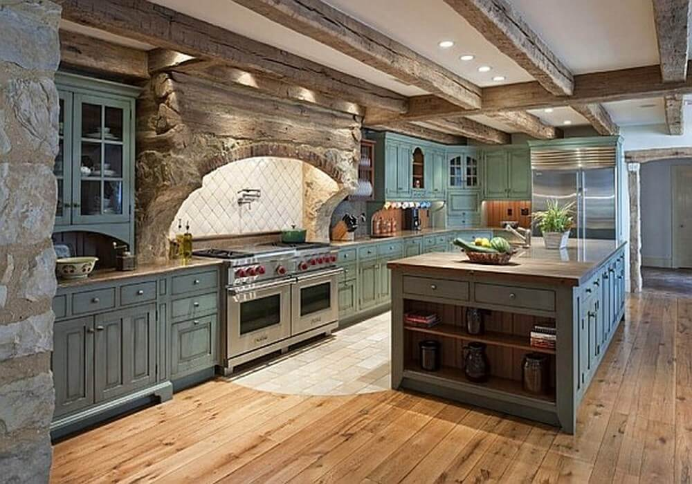 Farmhouse Style Kitchen Rustic Decor Ideas Decor Or Design