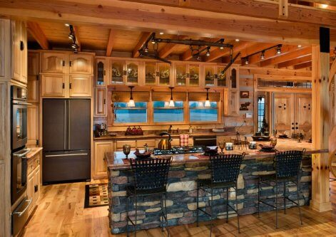 outstanding farmhouse style kitchen decor