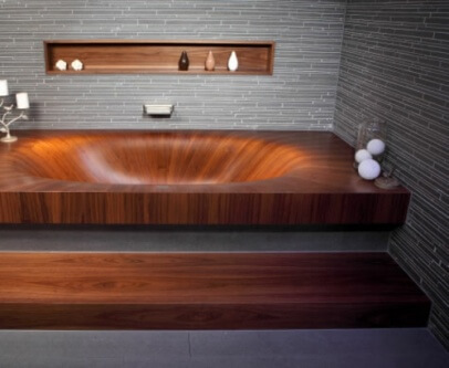 corner bathtub design modern bathtubs