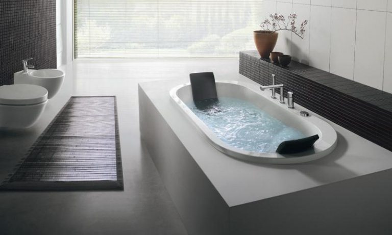 sunken-bathtub