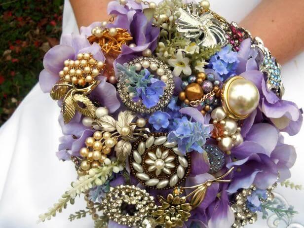 wedding bouquet diy ideasa