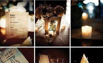 Unique DIY ideas for wedding