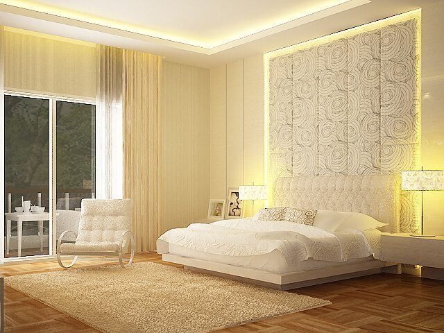 Master bedroom design ideas for interiors