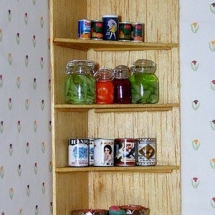 corner shelf for kitchen