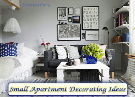 small apartment decorative ideas