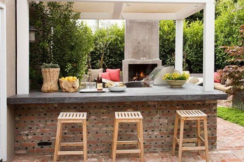 40 Outdoor Kitchen Ideas & Designs