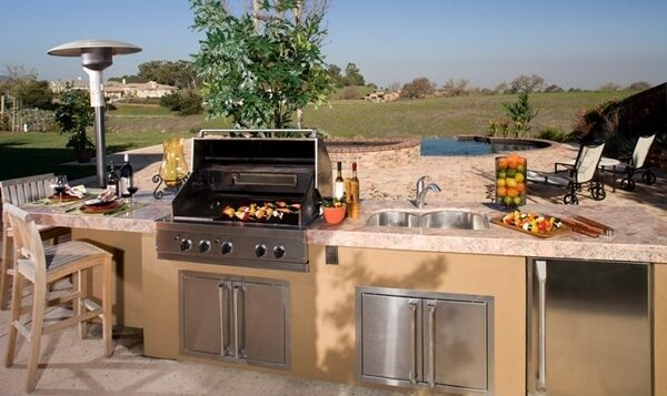kitchen outdoor design