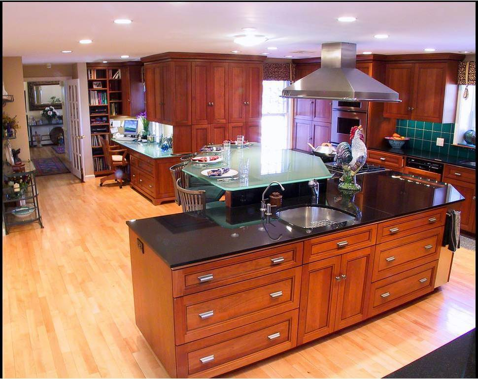 luxury kitchen ideas for cabinets