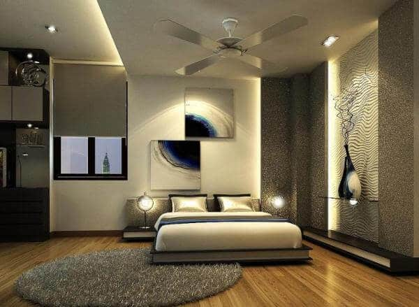 master bedroom interiors