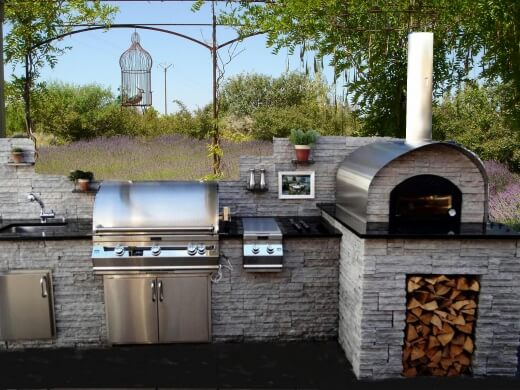 40 outdoor kitchen ideas designs 2016 2017 decoration y