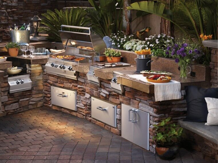 outdoor kitchens 2016