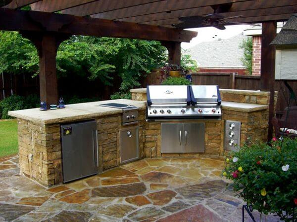 outdoor kitchens 2017