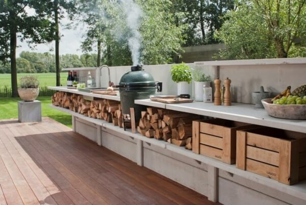 outdoor kitchens design ideas