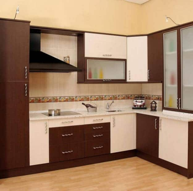 15 Top Simple Kitchen Cabinets Design
