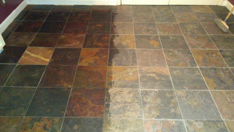 Cleaning Slate Tiles Tips & Ideas