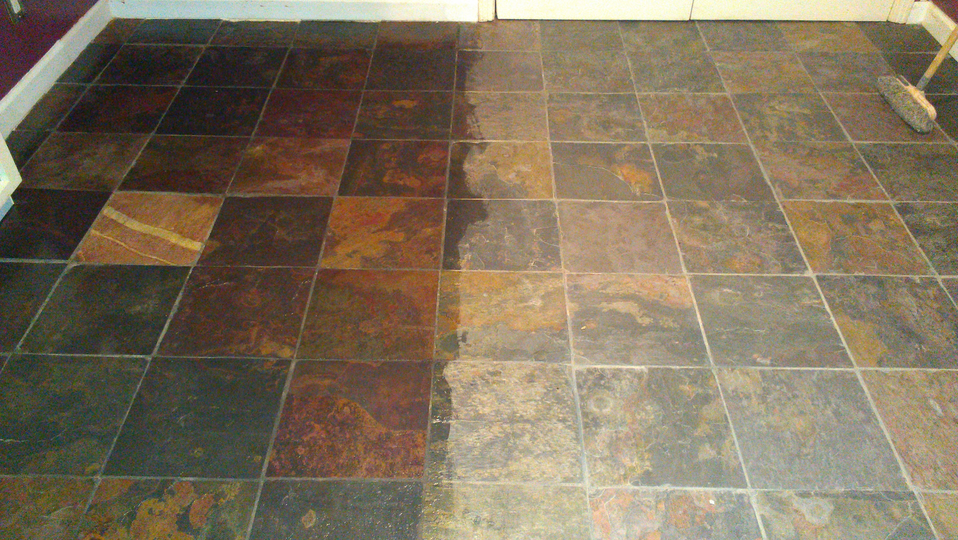 Pictures of tiled floors